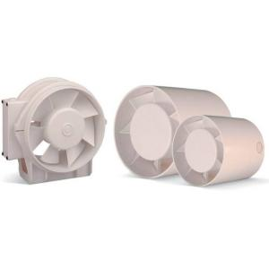 Cata MT 100 White Exhaust Fan, Sweep: 100 mm