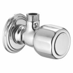 Apree Royale Silver Brass Angle Faucet