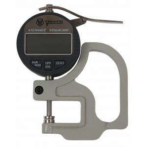 Yuzuki Digital Thickness Gauge, 0.01x12.7 mm