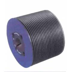 Fenner 85mm PJ Section 12 Grooves Poly-V Pulley, TLB 1210