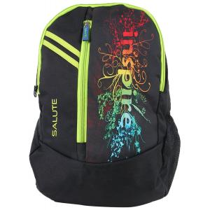 Salute Digi 30 Inspire Litre Black Polyester Laptop Backpack