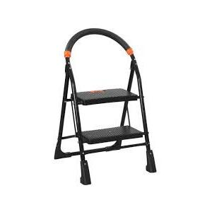 Atharvo Black 2 Step Multipurpose Ladder
