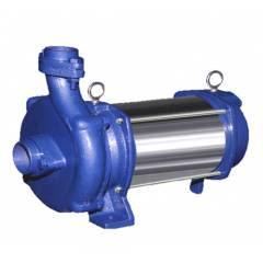 501-1000LPM 1-5HP Three Phase Open Well Submersible Pump, Head: Less Than 15M
