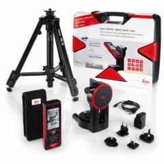 Leica Disto D810 Touch with FTA 360 Adapter & TRI 70 Tripod Pro Set