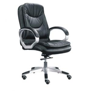 Adiko Executive Black High Back Office Chair, 1237