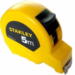 Stanley 5mx19mm Yellow Measuring Tape, STHT36127-812
