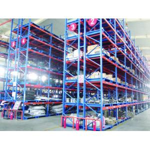 Dossier 5 Layer Heavy Duty Blue Rack, Load Capacity: 200-250 kg/Layer