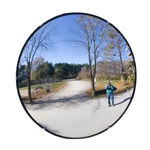 Viision OCO-3600 Outdoor Convex Mirror, Size: 36 Inch