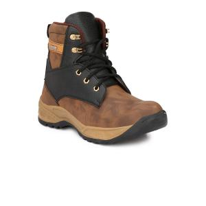 Eego Italy Z-WW-24 Steel Toe Brown Safety Boots, Size: 9