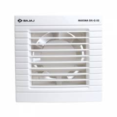 Bajaj Fresh Air Maxima DXI G02 White Exhaust Fan, Sweep: 150 mm