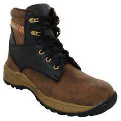 Da-Dhichi RA-07 Steel Toe Camel Safety Boots, Size: 6