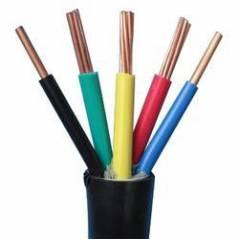 RISTACAB 1 Sqmm 5 Core 100m Black PVC Flexible Industrial Cables