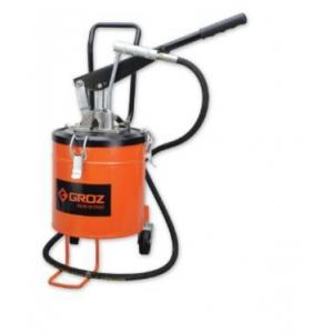 Groz 10Kg Bucket Grease Pump without Wheels, VGP/10A