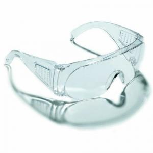 Ufo Hard Coated Antifog Over Spectacles Safety Glasses
