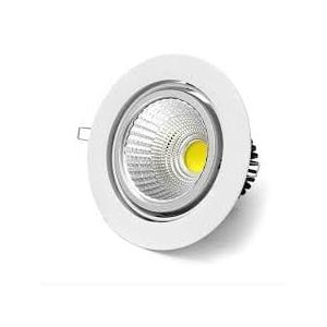 Forus 3W Cool White Round Spot Light