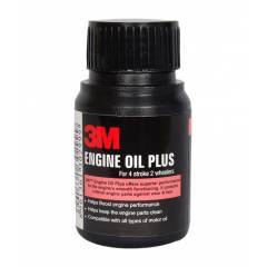 3M Engine Oil Plus for 4 Stroke Two Wheelers, 50 ml
