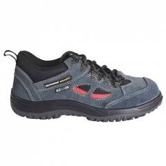 Saviour FTSAV-SSS Low Ankle Sports Safety Shoes, Size: 6
