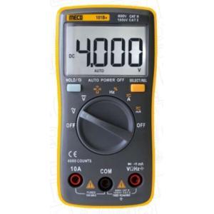 Meco 101B+ Autoranging Digital Multimeter