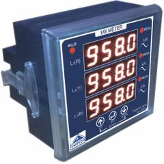 Unitech Engineers Watt Meter