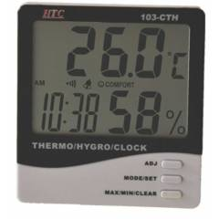 HTC Digital Thermohygrometer, CTH 103