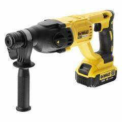 Dewalt 18V DCH133M1 SDS Plus Hammer
