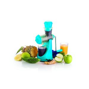 Cierie Blue Plastic Vegetable & Fruits Hand Juicer