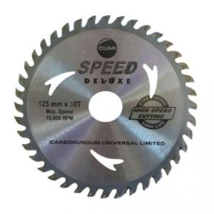 Cumi Speed 4in 30 Teeth Wood Cutting Circular Saw Blade