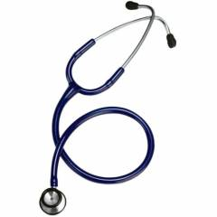 CardiacCheck Blue Pediatric Stainless Steel Stethoscope
