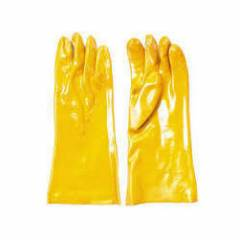 Amruth PVC Hand Gloves, Size: 16 Inch (Pack of 5)