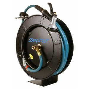 Zephyr 1/2 Inch Garden Hose Reel, Length: 65 ft