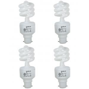 Havells 15W Curvy Cool Day White CFL (Pack of 4)