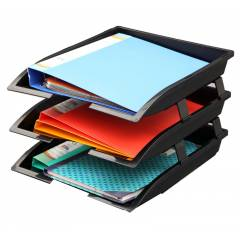 Solo Paper and File Tray, TR113, Size: XL