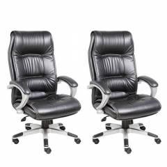 Divano Modular 0019 High Back Executive Office Chair (Pack of 2)