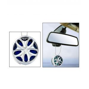 Faithos Car Alloy Style Hanging Car Air Freshener
