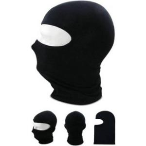 Gliders Black Spandex Face Balaclava (Pack of 100)