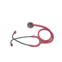 Vkare V-Neuvo Pink Single Head Premium Stethoscope, VKB0059