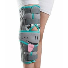 Tynor Gray Knee Immobilizer for Child