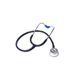 Vkare Ultima Duo Blue Dual Bell Stethoscope, VKB0002