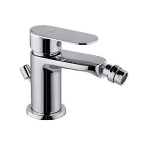 Jaquar Opal Prime Chrome Single Lever 1-Hole Bidet Mixer with Braided Hose, OPP-CHR-15213BPM