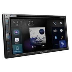Pioneer AVH-Z5290BT 6.8 inch WVGA Touchscreen featuring Apple CarPlay, Android Auto, WebLink, and Full HD Video Playback