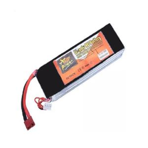 Zop Power 5400mAh Lithium Polymer RC Battery (Pack of 5)