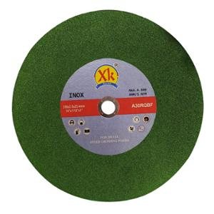 Xtra-Kut 355x2.5x25.4mm Green Cutting Wheel for Metal (Pack of 25)