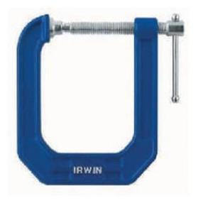Irwin 3 inch Deep Reach General Purpose C-Clamp, 1901238 (Pack of 5)