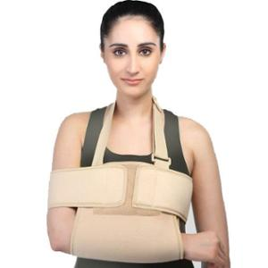 Flamingo Universal Shoulder Immobilizer, Size: 25-27.5 cm (Small)