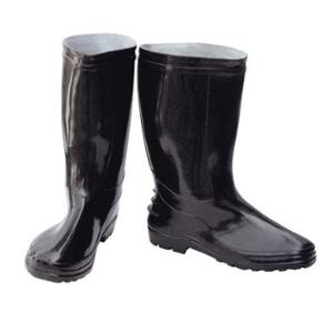 Arcon Single Density PVC Gumboots with Fabric Lining, ARC-5809, Size: 9