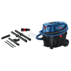 Bosch GAS12-25 1350W Professional Wet & Dry Extractor