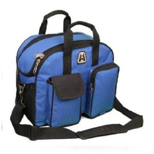 Pahal 15 Inch Polyester Heavy Duty Waterproof Tool Bag with 14 Pockets