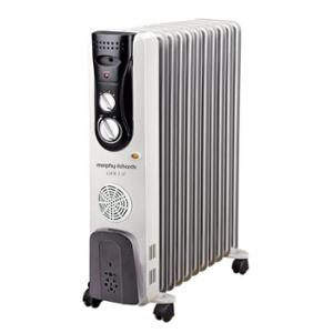Morphy Richards OFR 11F 2900W White Room Heater, 290014
