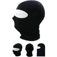 Gliders Black Spandex Face Balaclava (Pack of 10)