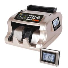 Hindvanture Money Count 271 Note Counting Machine with Fake Note Detector